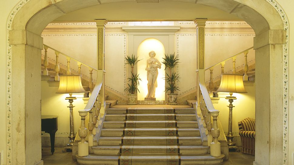 Tivoli Palácio de Seteais — Sintra, Portugal