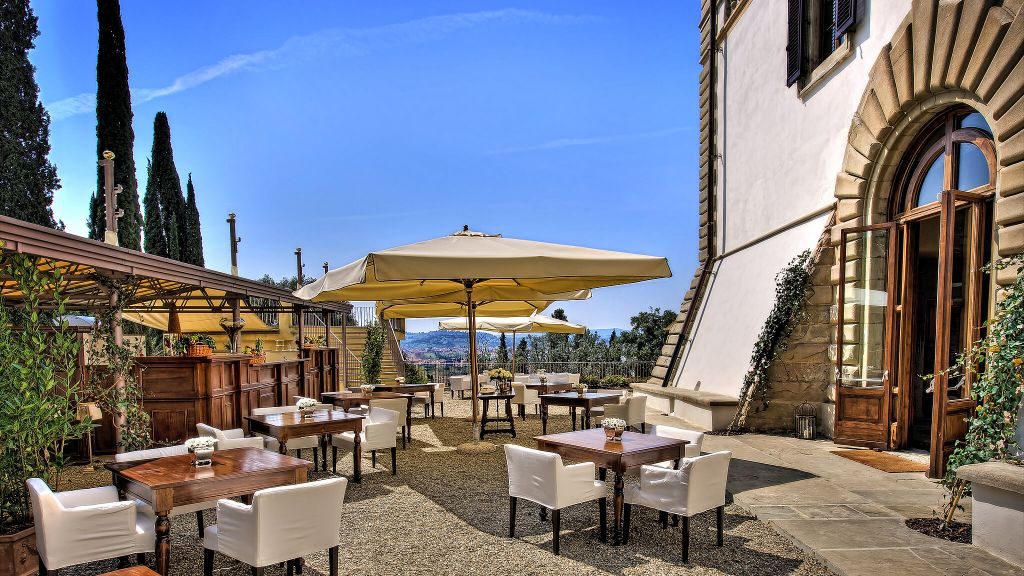 Il Salviatino, Florence, Tuscany