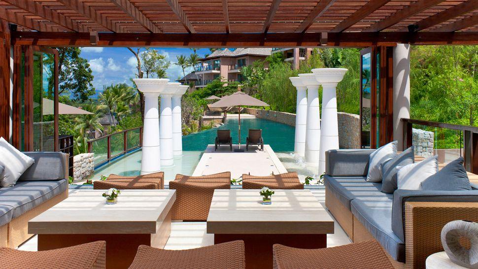 The Westin Siray Bay Resort Amp Spa Phuket Phuket Thailand