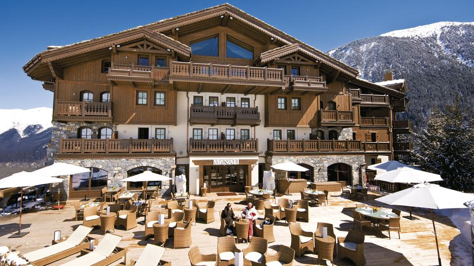 Hotel Manali - Courchevel, France