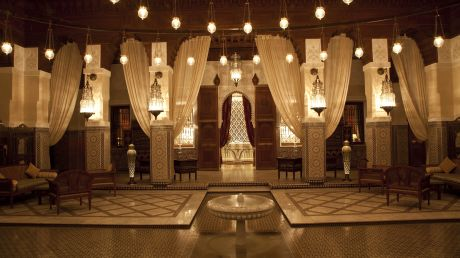 Royal Mansour - Marrakech, Morocco