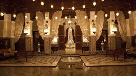 Royal Mansour - Marrakech, Morocco