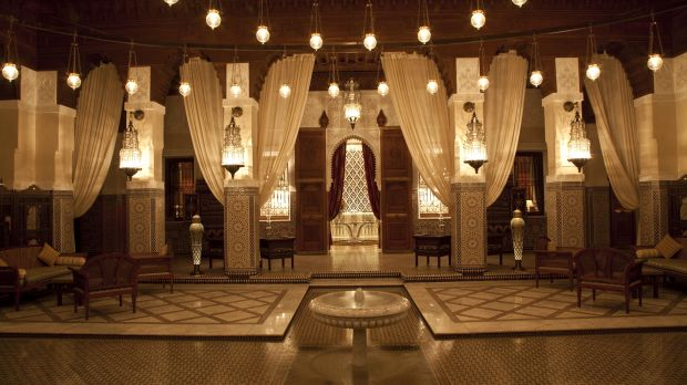 Royal Mansour — Marrakech, Morocco