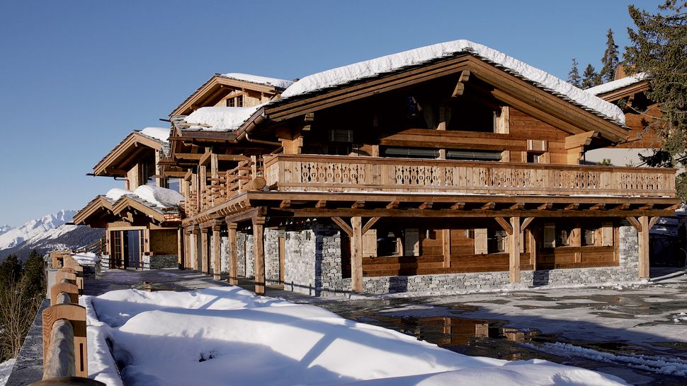LeCrans Hotel & Spa - Crans-Montana, Switzerland