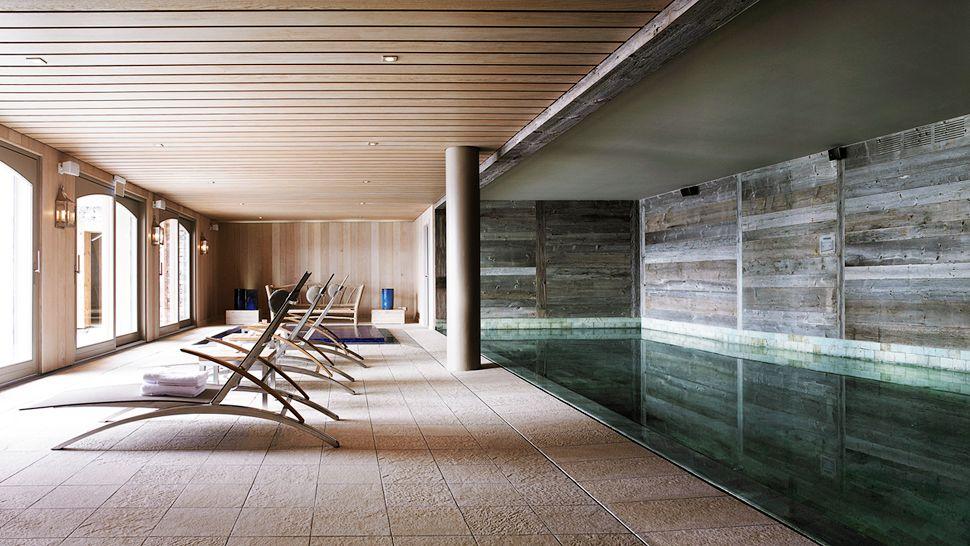 Lecrans Hotel Spa Valais