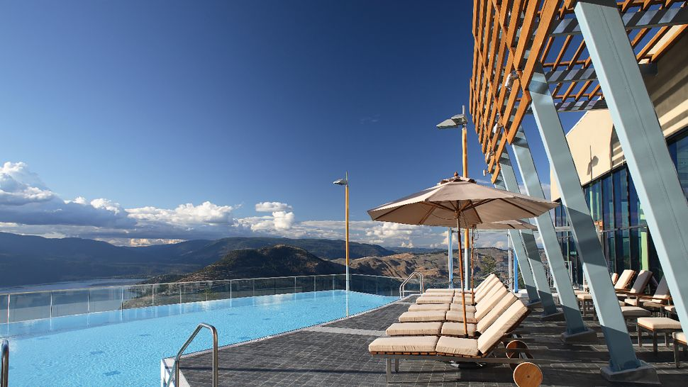 Sparkling Hill Resort And Spa Vernon Bc