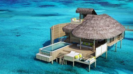 Six Senses Laamu - Olhuveli Island, Maldives