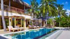 Six Senses Laamu villa with pool