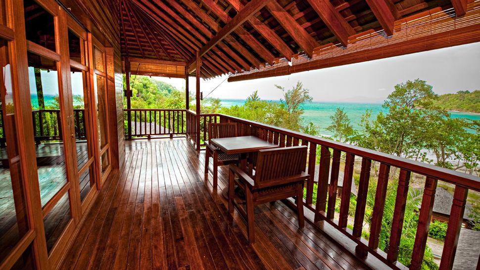 Bunga Raya Island Resort & Spa — Kota Kinabalu, Malaysia