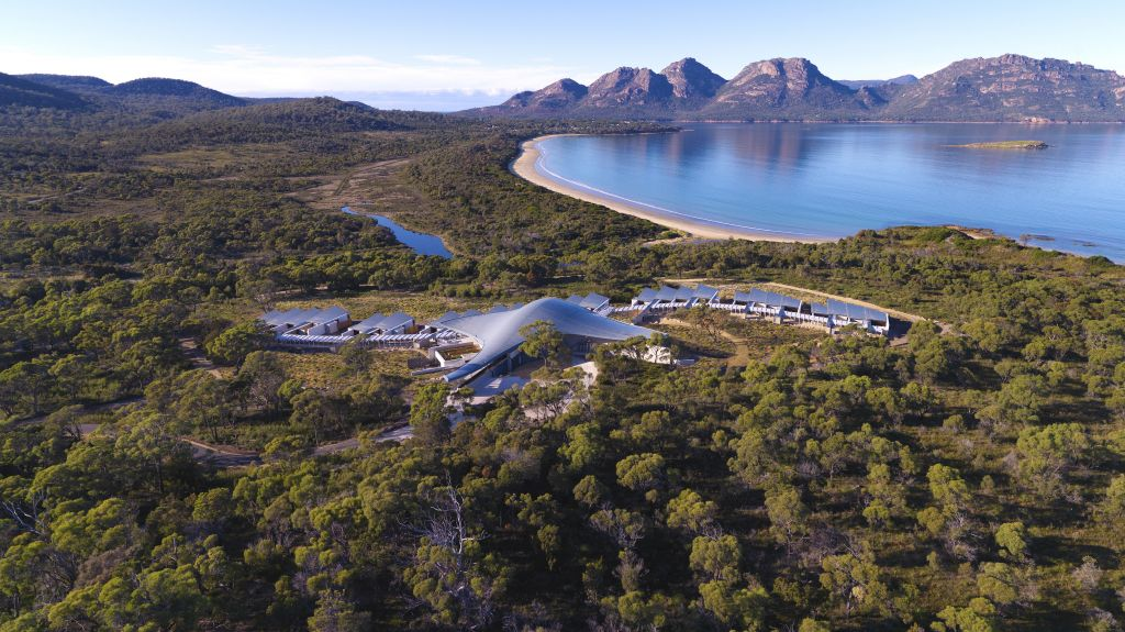 Saffire Freycinet - Cole's Bay, Australia