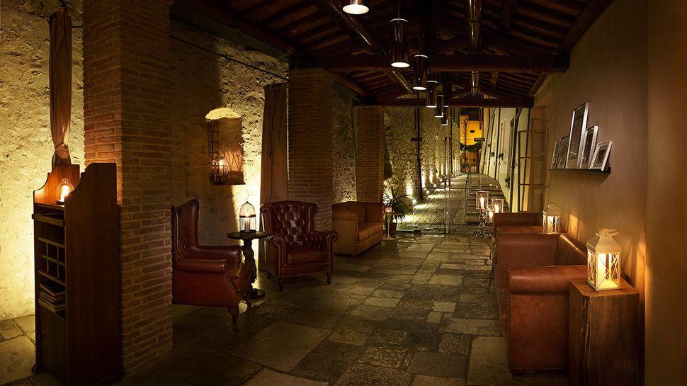 Palazzo seneca perugia umbria for Design hotel umbrien
