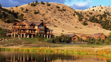 Grey Cliffs Ranch - Three Forks, United States