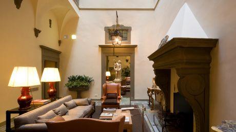 Palazzo Vecchietti - Florence, Italy