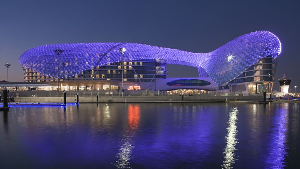 Yas Viceroy Abu Dhabi - Abu Dhabi, United Arab Emirates