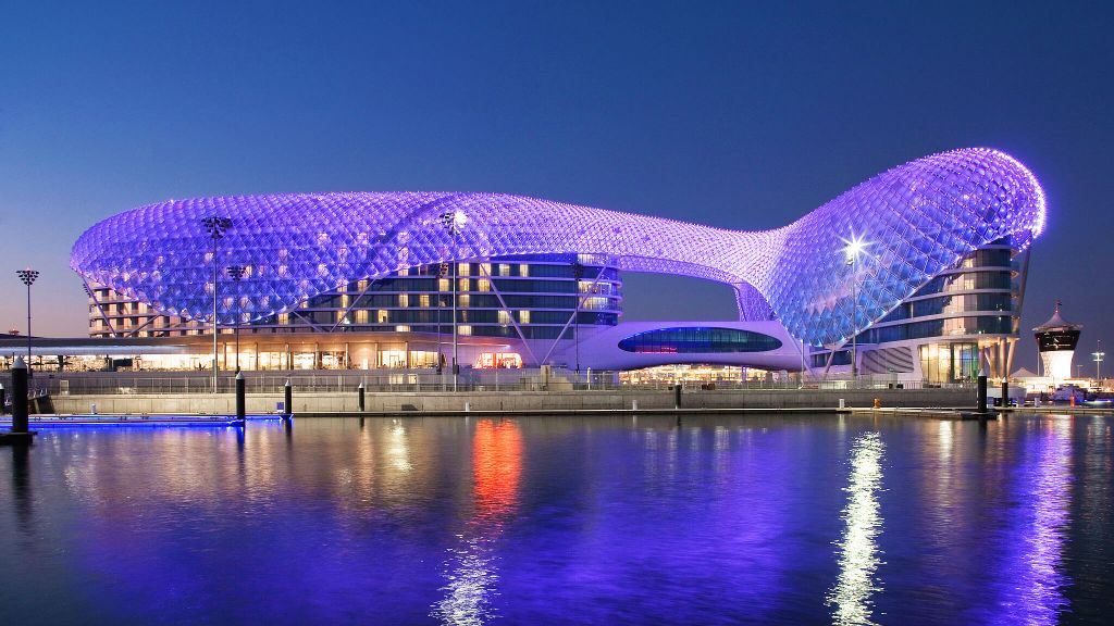 Yas Viceroy Hotel Booking