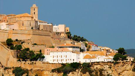 Mirador de Dalt Vila - Ibiza, Spain