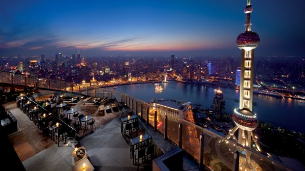 The Ritz-Carlton Shanghai, Pudong — Shanghai, China