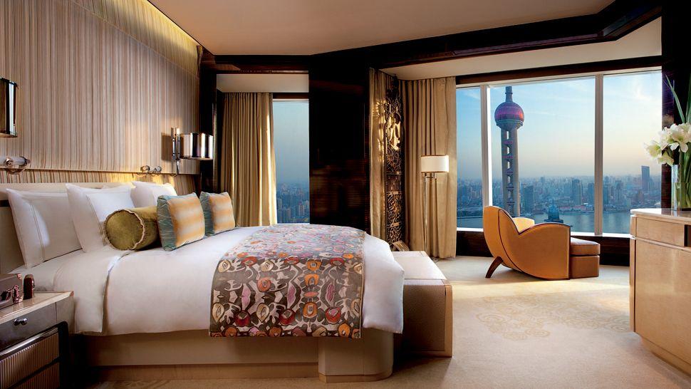 The Ritz-Carlton Shanghai, Pudong — Shanghai, China