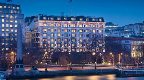 The Savoy - London, United Kingdom