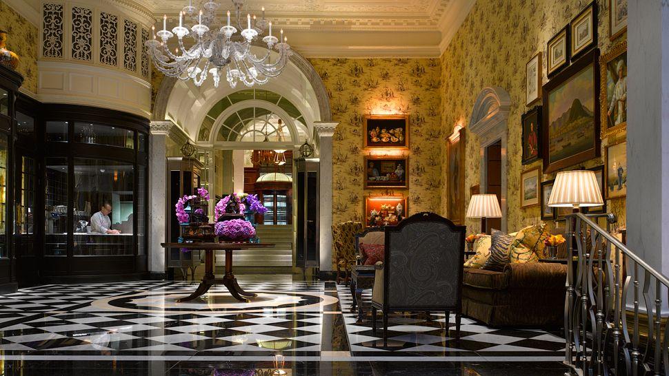 Savoy London Tea Room