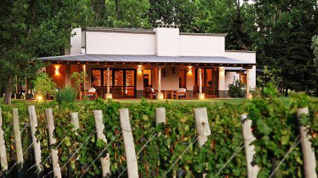 Algodon Wine Estates - San Rafael, Argentina