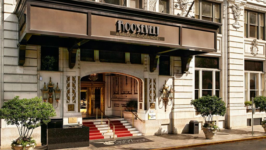 The Roosevelt New Orleans, A Waldorf Astoria Hotel - New Orleans, United States