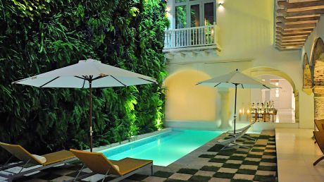 TCHERASSI Hotel + Spa - Cartagena, Colombia