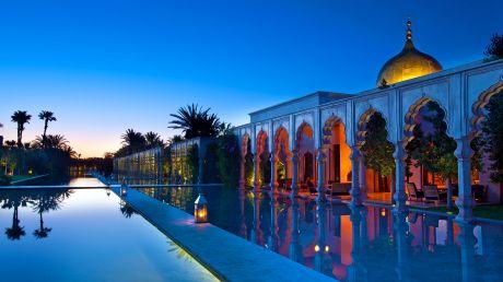 Palais Namaskar - Marrakech, Morocco