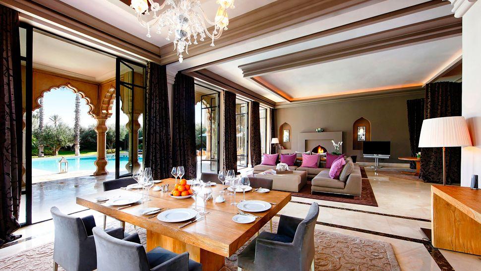 Palais namaskar marrakech tensift el haouz morocco for Hotel design marrakech