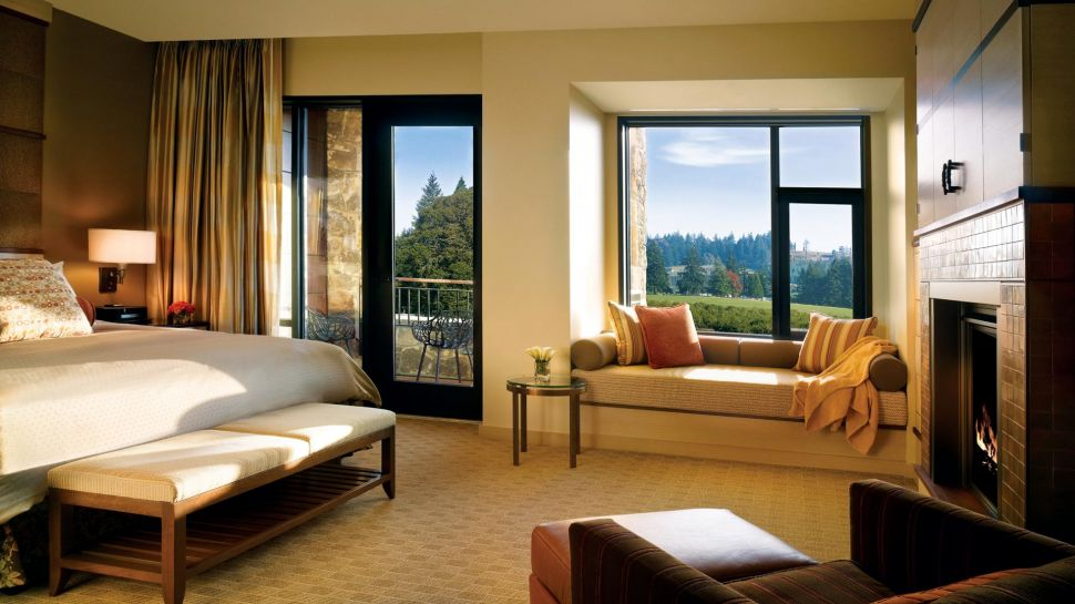Allison Inn & Spa - Newberg, United States