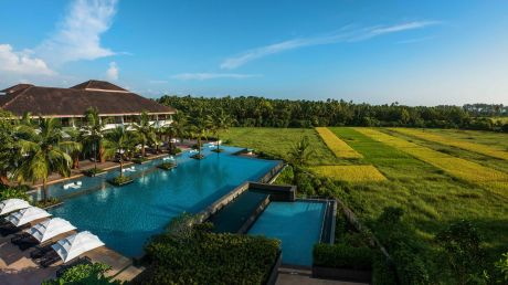 Alila Diwa Goa - Sunset Beach, India