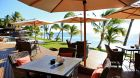 waterfront dining at Lux Le Morne