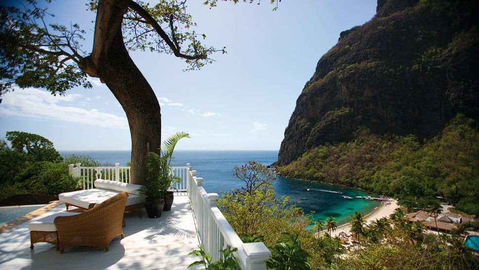 Sugar Beach, a Viceroy Resort - Sugar Beach, St Lucia