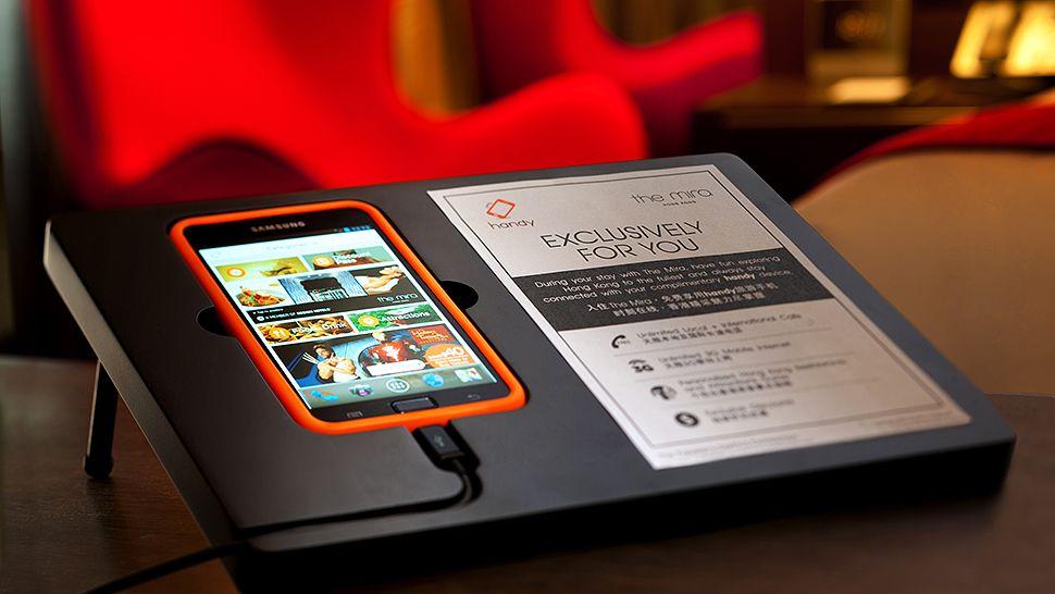 The Mira Hong Kong Smartphone