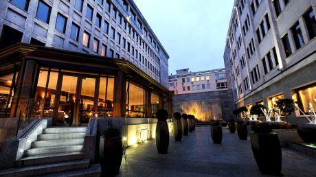 Golden Palace - Turin, Italy