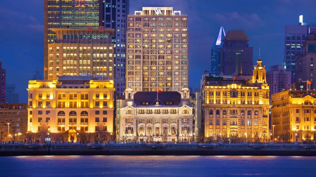 Waldorf Astoria Shanghai on the Bund - Shanghai, China