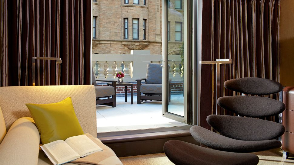 The Chatwal, A Luxury Collection Hotel, New York — New York City, United States