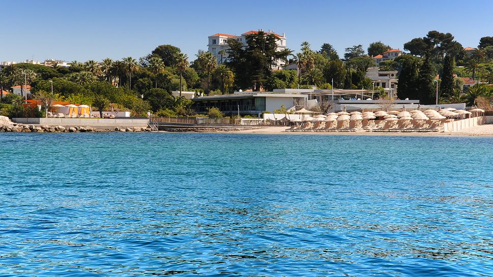 Cap d'Antibes Beach Hotel — Cap d'Antibes, France