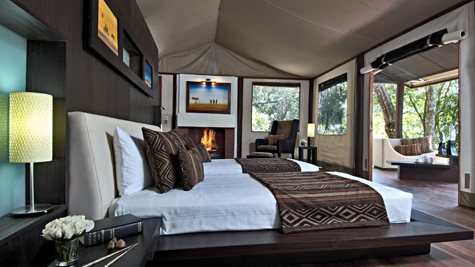Ngerende Island Lodge - Masai Mara Reserve, Kenya