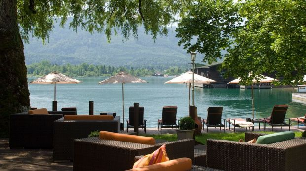 Hotel Cortisen am See — St. Wolfgang, Austria