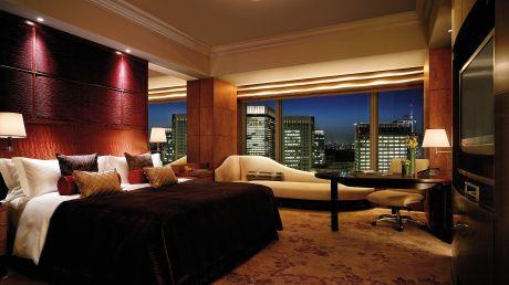 Shangri-La Hotel, Tokyo - Tokyo, Japan