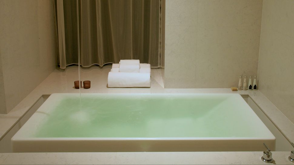 Nyc Hotels With Bathtubs