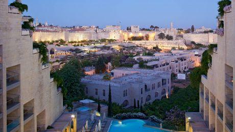 The David Citadel Hotel - Jerusalem, Israel