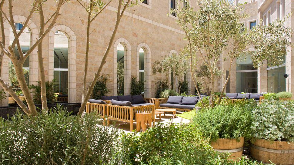 Mamilla Hotel — Jerusalem, Israel