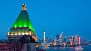 Fairmont Peace Hotel — Shanghai, China