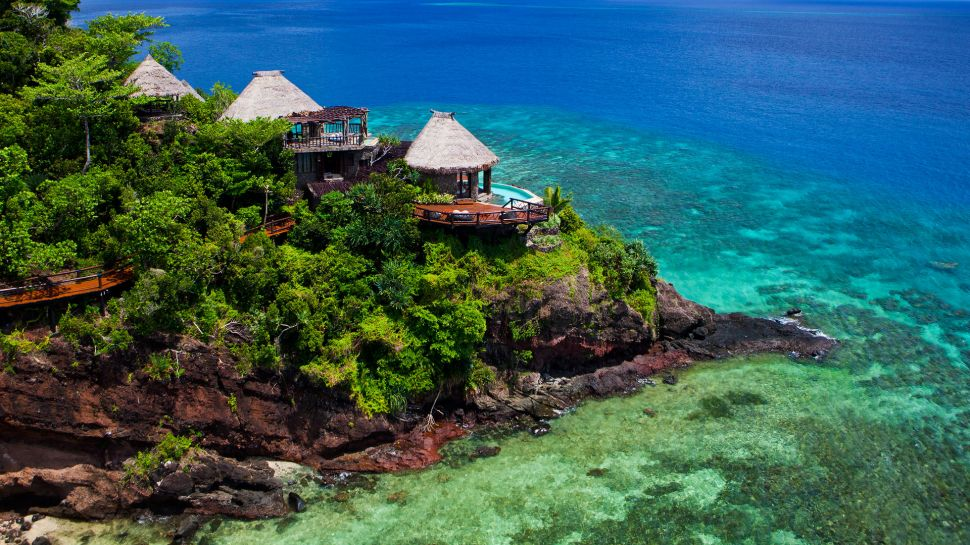 Laucala Island Taveuni Fiji