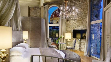 Hotel Brunelleschi - Florence, Italy