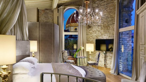 Hotel Brunelleschi — Florence, Italy