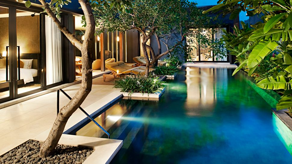 W retreat spa bali seminyak seminyak bali for W hotel bedroom designs