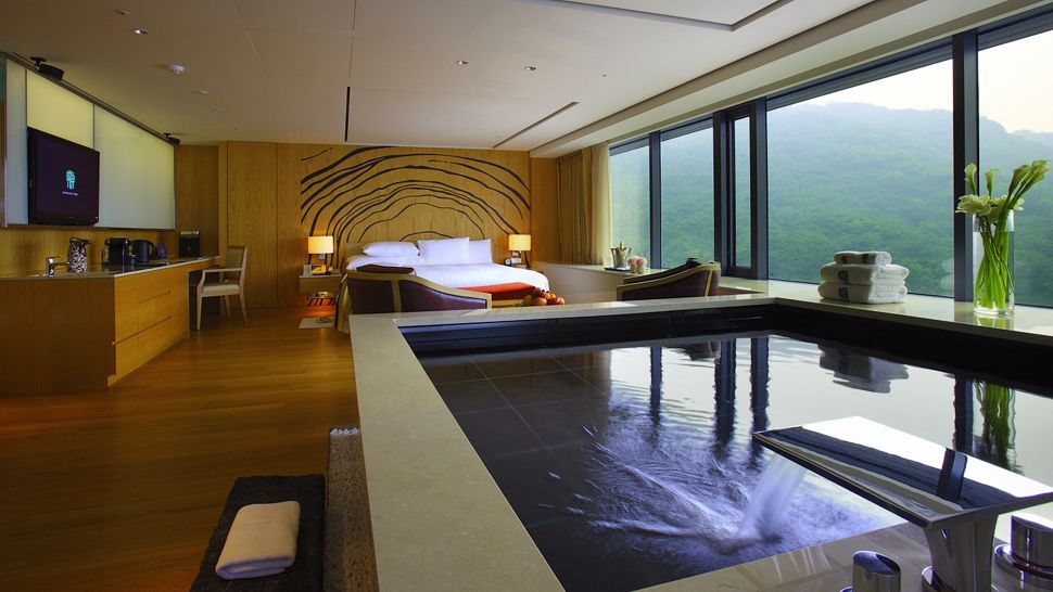 Banyan tree club spa seoul seoul korea south for Design hotel seoul